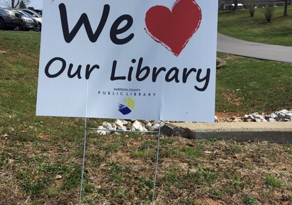 Let's celebrate National Library Lover's Month