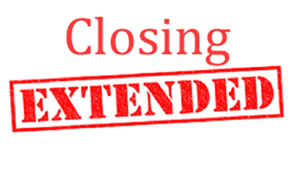 HCPL closure extended to comply with stay-at-home order