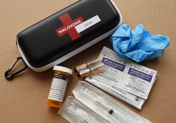 Upcoming online Naloxone training for Harrison County residents