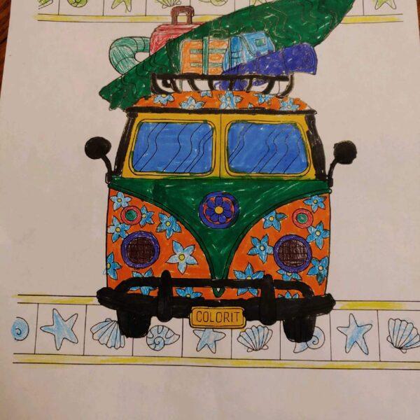 by Jax, age 8