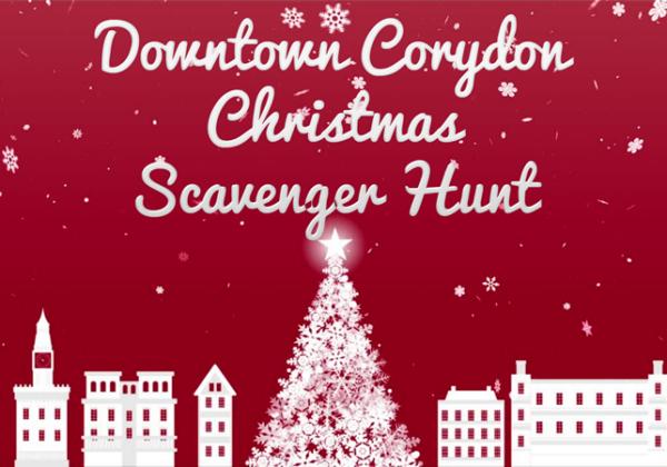 Downtown Christmas Scavenger Hunt