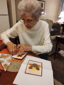 Crafty Corner with Carla: Thanksgiving Card Kit