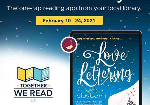 Together We Read: Love Lettering