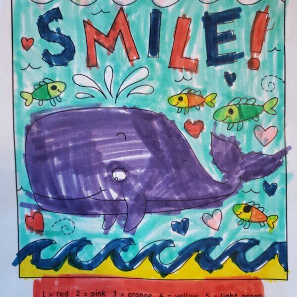 by Raynie, age 6