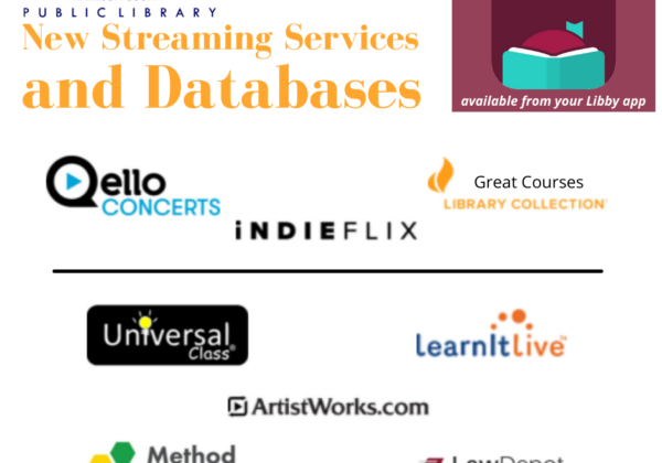 OverDrive - Databases & Streaming Services
